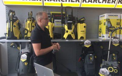 Karcher – szkolenie produktowe