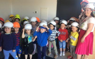Dzień dziecka w Majstrze z przedszkolakami