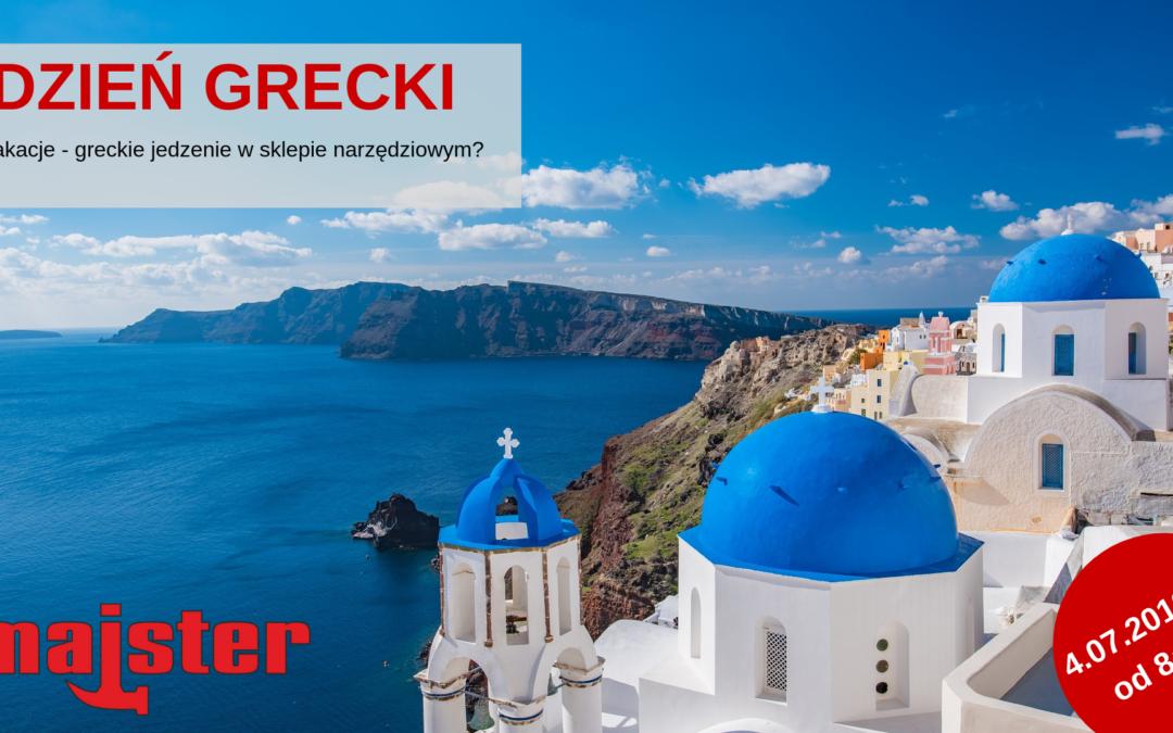 Dzień grecki w Majstrze