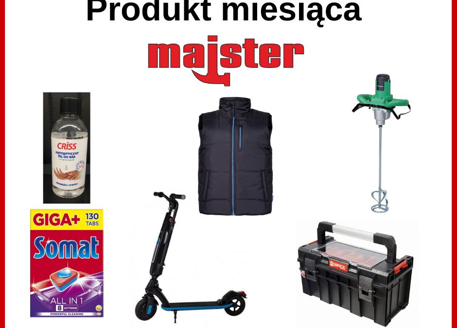 Październik – produkty miesiąca