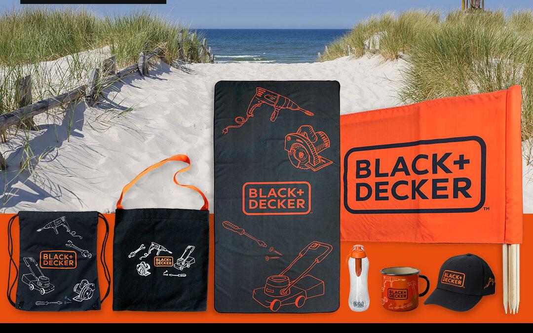 W Majstrze rozdajemy gadżety Black&Decker